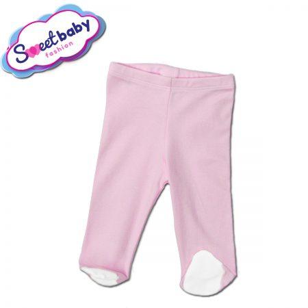 Бебешки ританки в розово и бяло