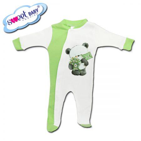 Бебешко гащеризонче Панда