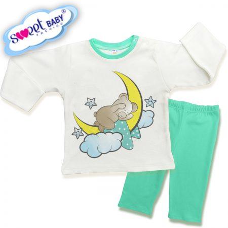 Детска пижамка Спящо мече