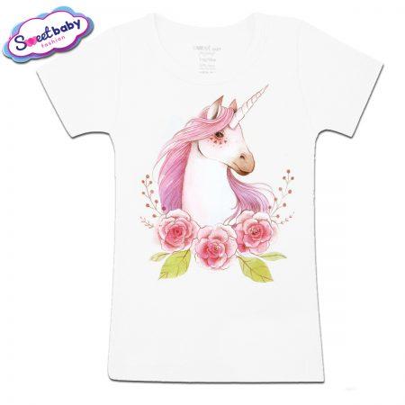 Детска тениска Вълшебният еднорог