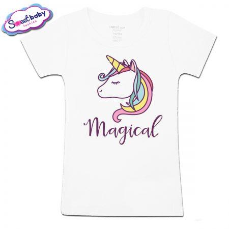 Детска тениска Магически еднорог