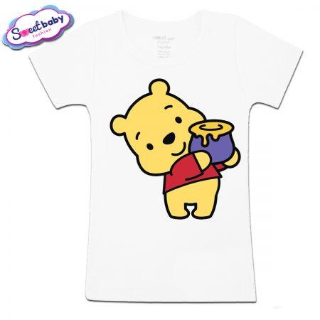 Детска тениска Мечо Пух