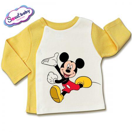 Бебешка жилетка Мики Маус