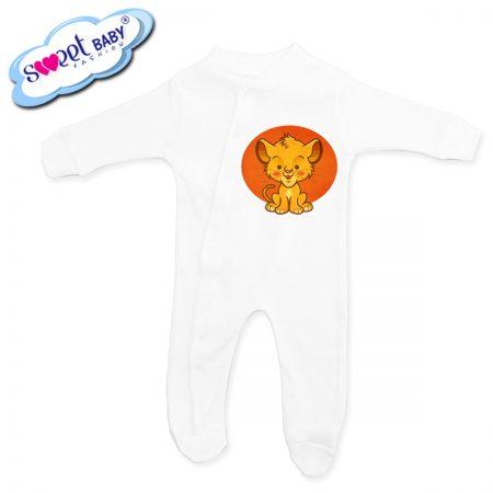Бебешко гащеризонче Лъвче