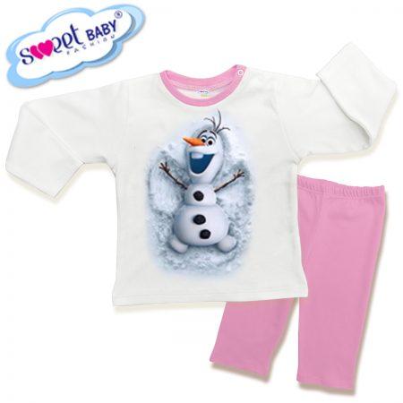 Детска пижама Олаф