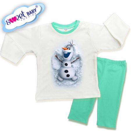 Детска пижамка Олаф