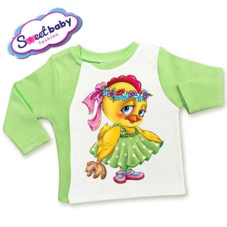 Бебешка жилетка Красавица