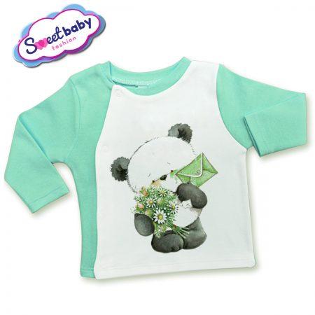 Бебешка жилетка Панда