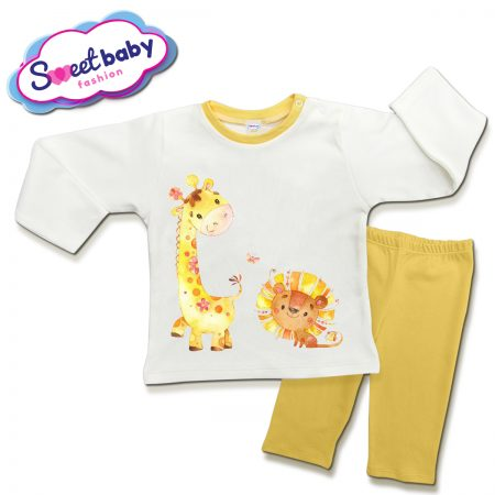 Детска пижама Другарчета