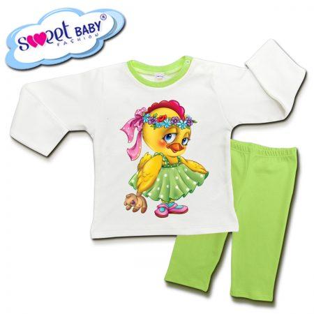 Детска пижама Красавица