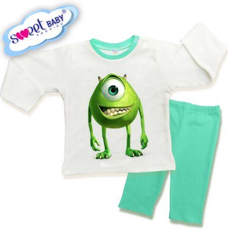 Детска пижама Майк Вазовски