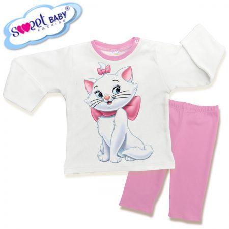 Детска пижама Маца