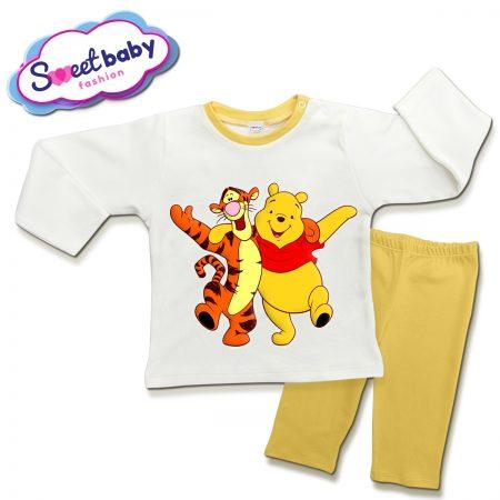 Детска пижама Мечо Пух и Тигър