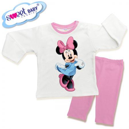 Детска пижама Мини Маус