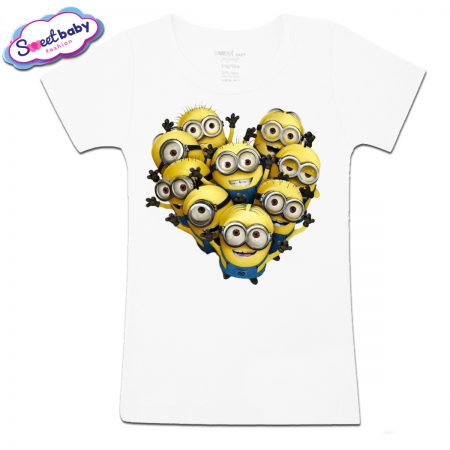 Детска тениска Миньони