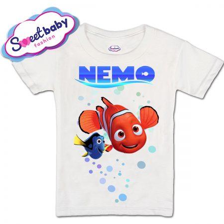 Детска тениска Немо