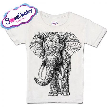 Детска тениска Слон