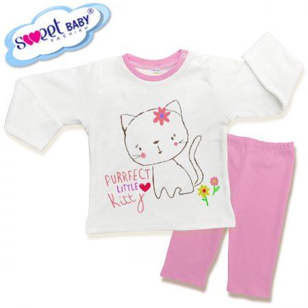 Детска пижама Малко коте