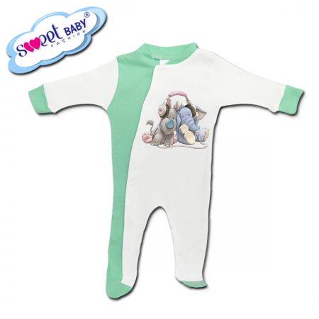 Бебешко гащеризонче Toots и Ivory