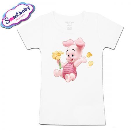 Детска тениска Прасчо