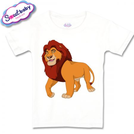 Детска тениска Цар Лъв