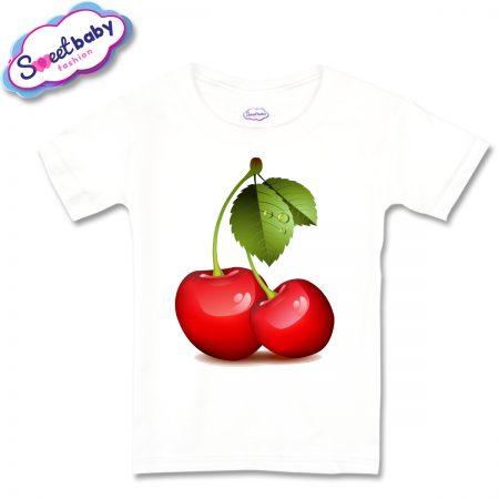 Детска тениска Черешки