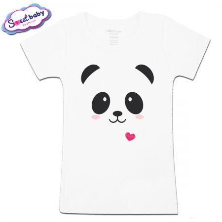 Детска тениска Муцка панда