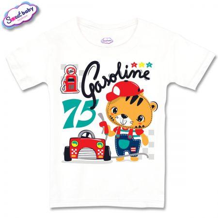 Детска тениска Gasoline