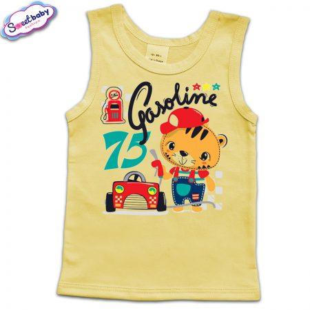 Детски потник в жълто Gasoline