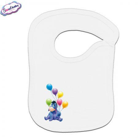 Бебешки лигавник Йори с балони