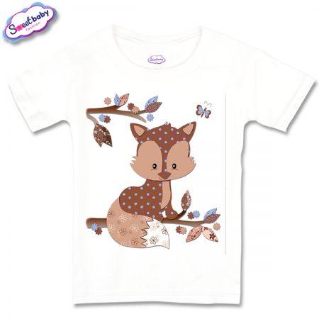 Детска тениска Лисанка