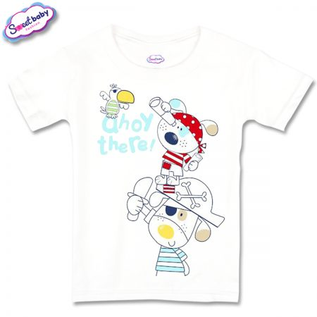 Детска тениска Ahoy there