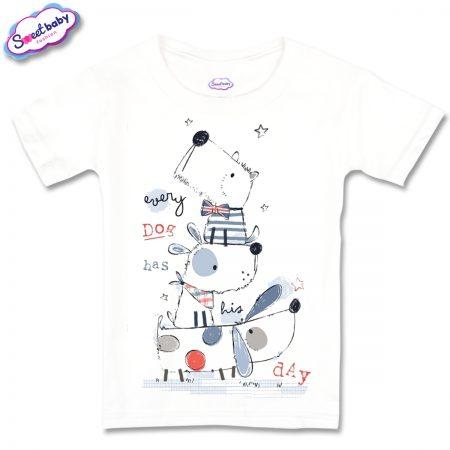 Детска тениска Every dog