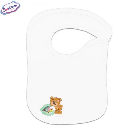 Бебешки лигавник Подаръци за мечо