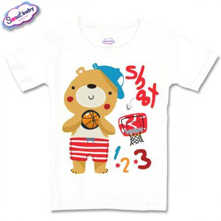 Детска тениска 123