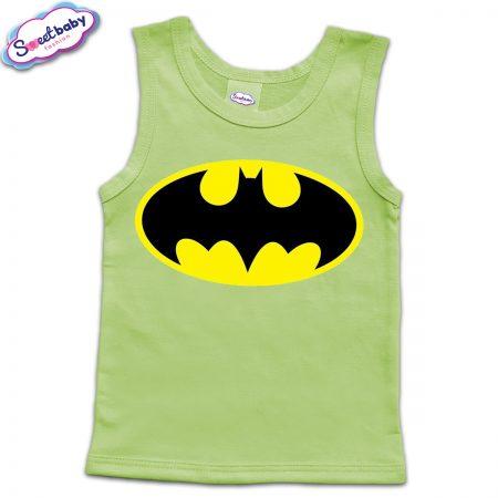 Детски потник в зелено Batman
