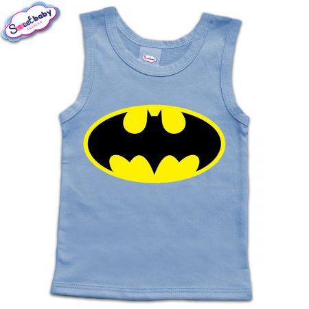 Детски потник в синьо Batman