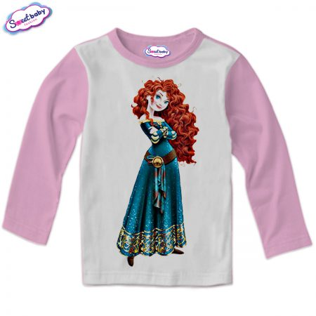 Детска блузка в розово Мерида