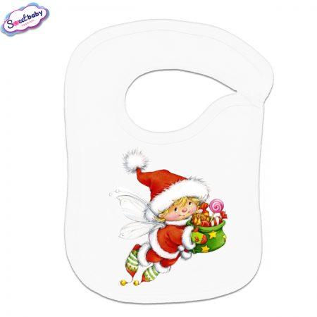 Бебешки лигавник Коледен елф