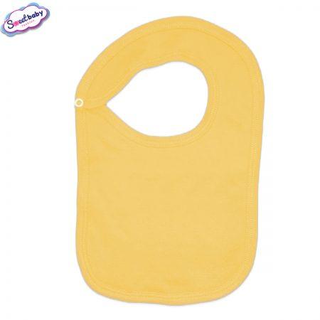 Бебешки лигавник в жълто