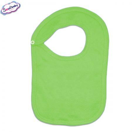 Бебешки лигавник в зелено