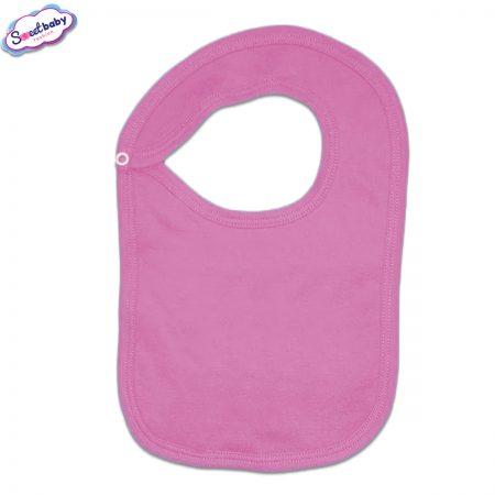 Бебешки лигавник в розово