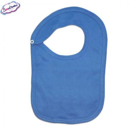 Бебешки лигавник в синьо