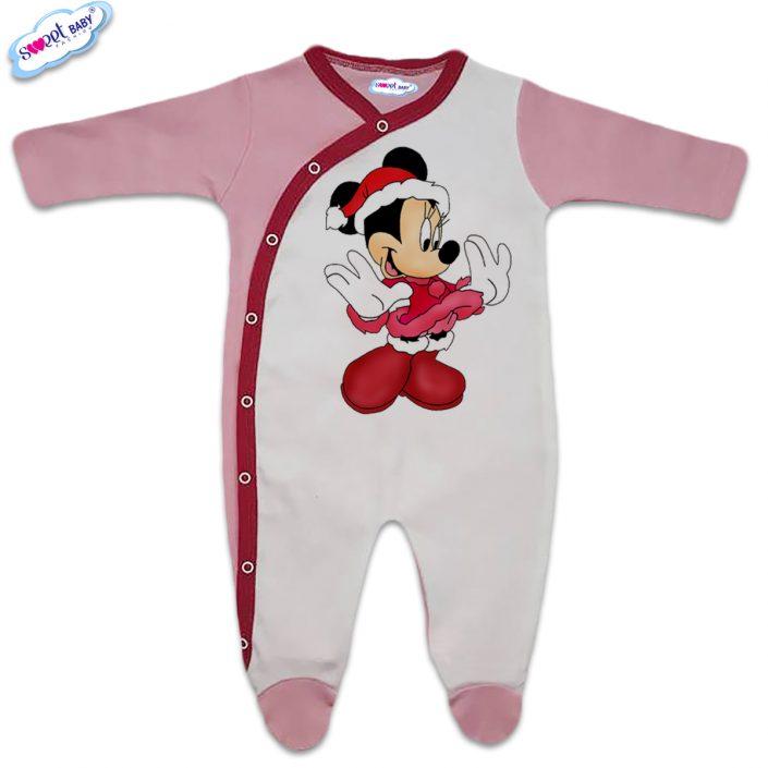 Бебешко гащеризонче Мини с коледен костюм