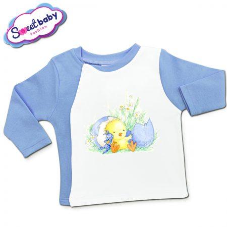 Бебешка жилетка Излюпено