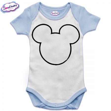 US бебешко боди с къс ръкав Maus