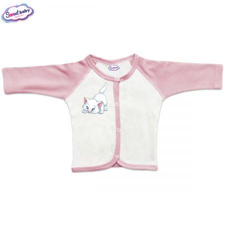 Бебешка жилетка с предно закопчаване Закачливка