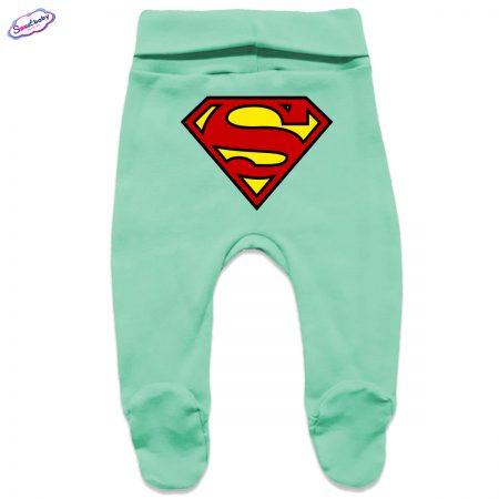 Бебешки ританки в мента Супермен