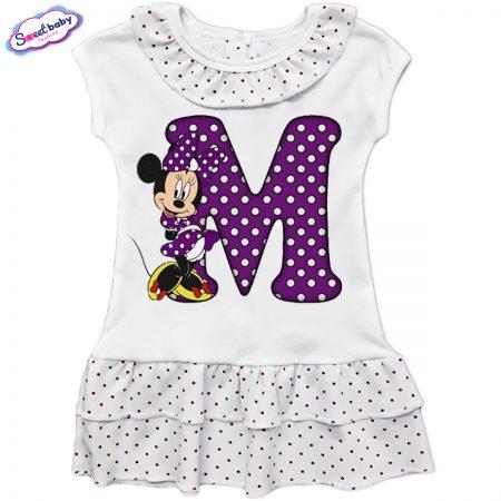 Детска рокличка с копченца Ммини