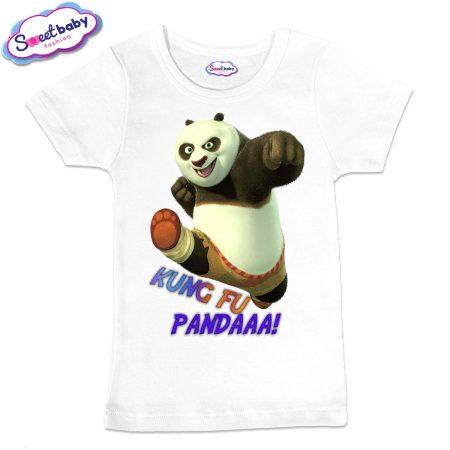 Детска тениска KungFu Panda